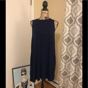 Casual dress with pockets!